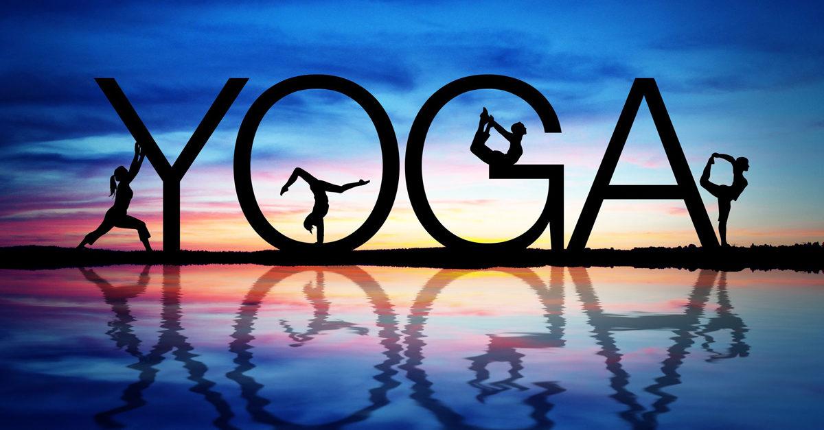 Yoga e gocce di splendore