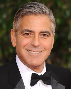 George Clooney, ora